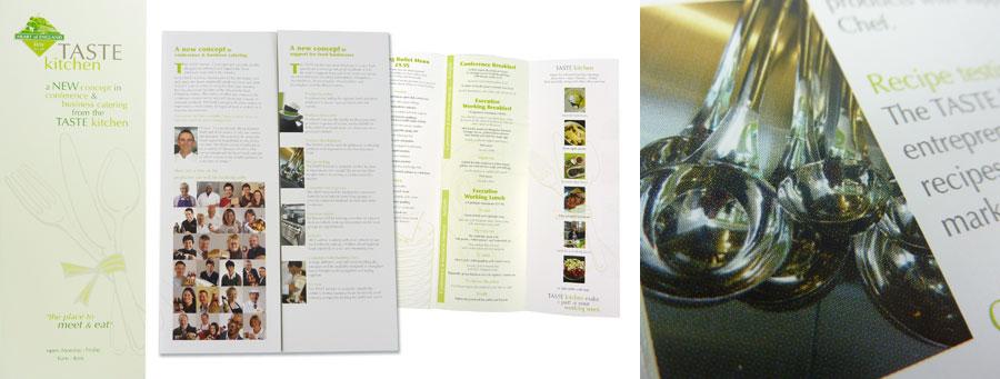 2012 taste kitchen menu